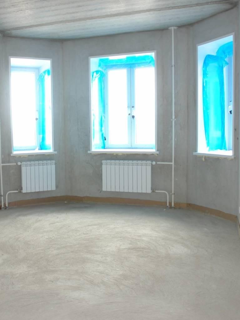 квартира в новом дома