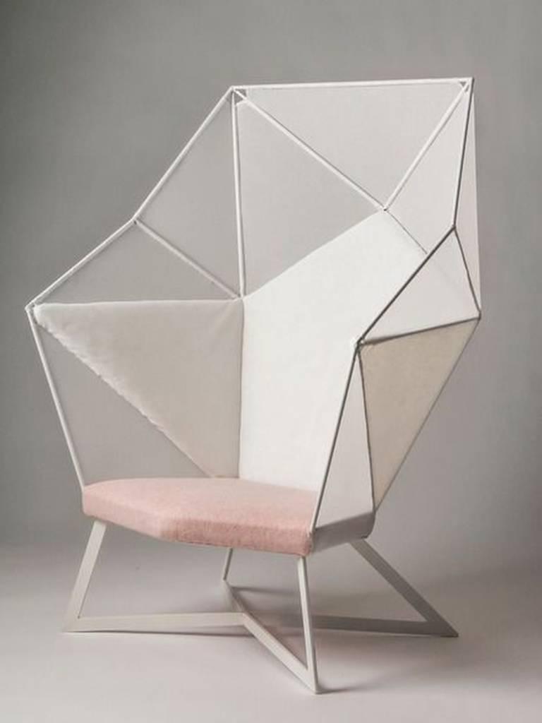 геометрия в интерьере мебель