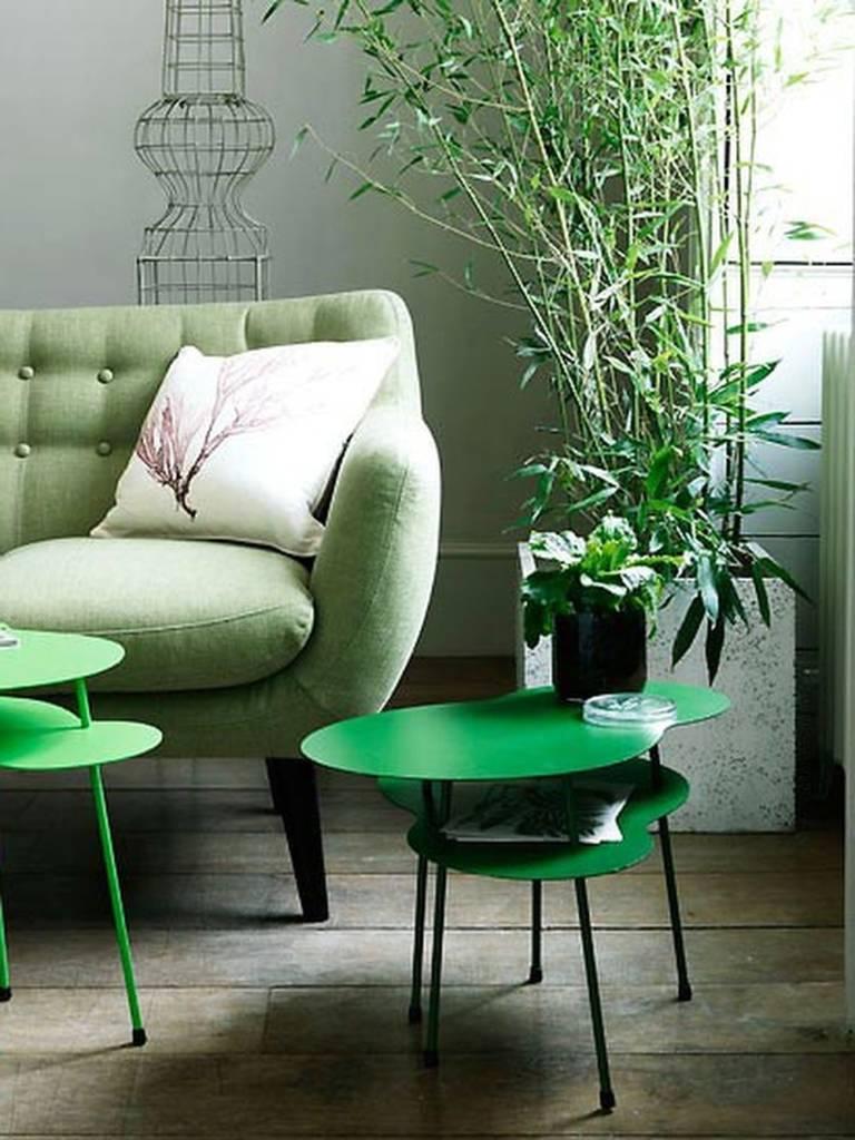 зеленый цвет в тренде