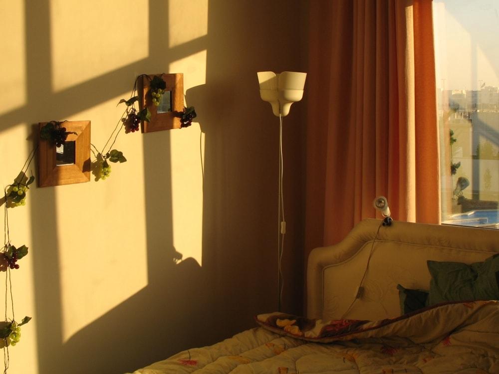 квартира с южными окнами