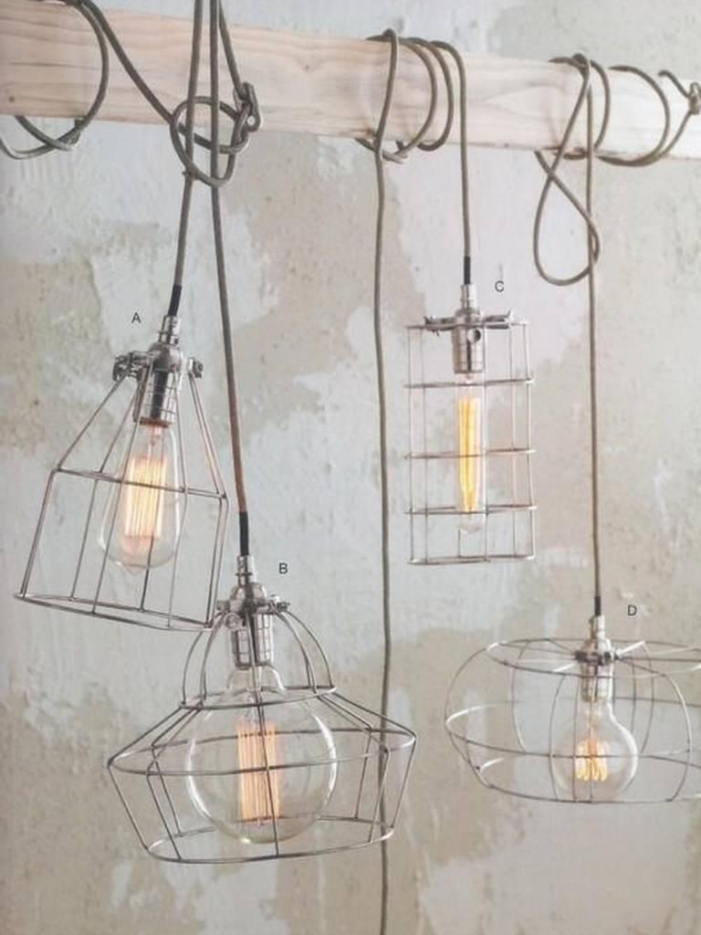светильники в стиле лофт фото