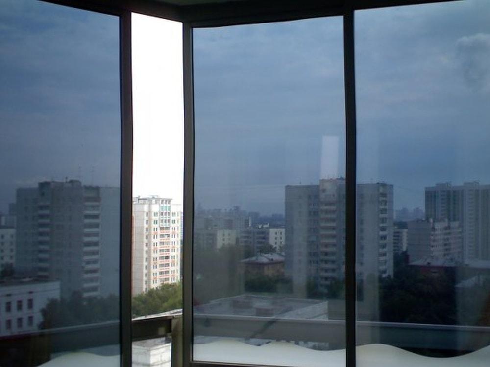 солнцезащитные стекла в квартире
