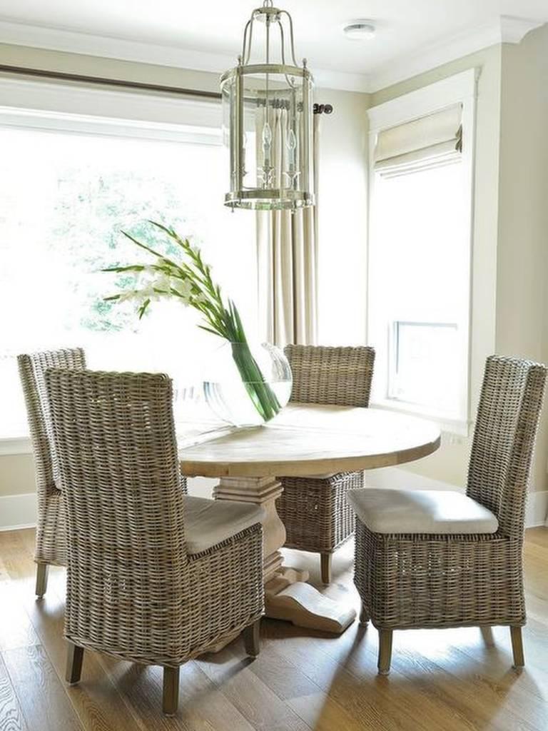 Плетеная мебель из ротанга фото