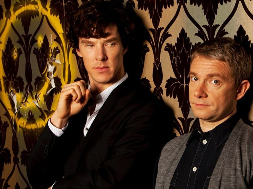 Шерлок BBC