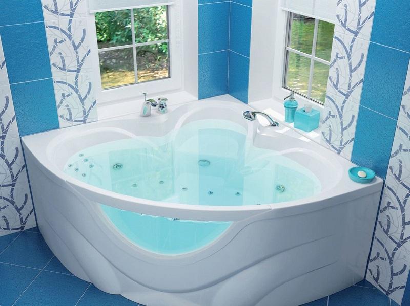 Какой не должна быть ванная комната?