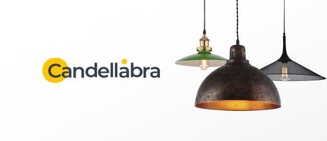 Candellabra.com расширил ассортимент светильников, кресел и систем хранения