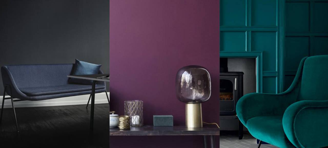 Как выбрать цвет интерьера?