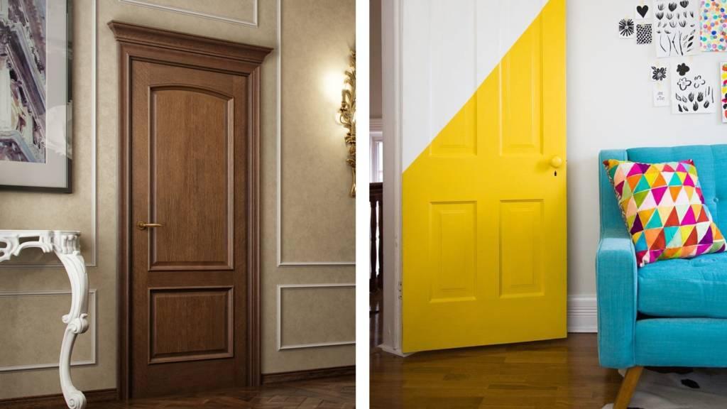 Все о межкомнатных дверях