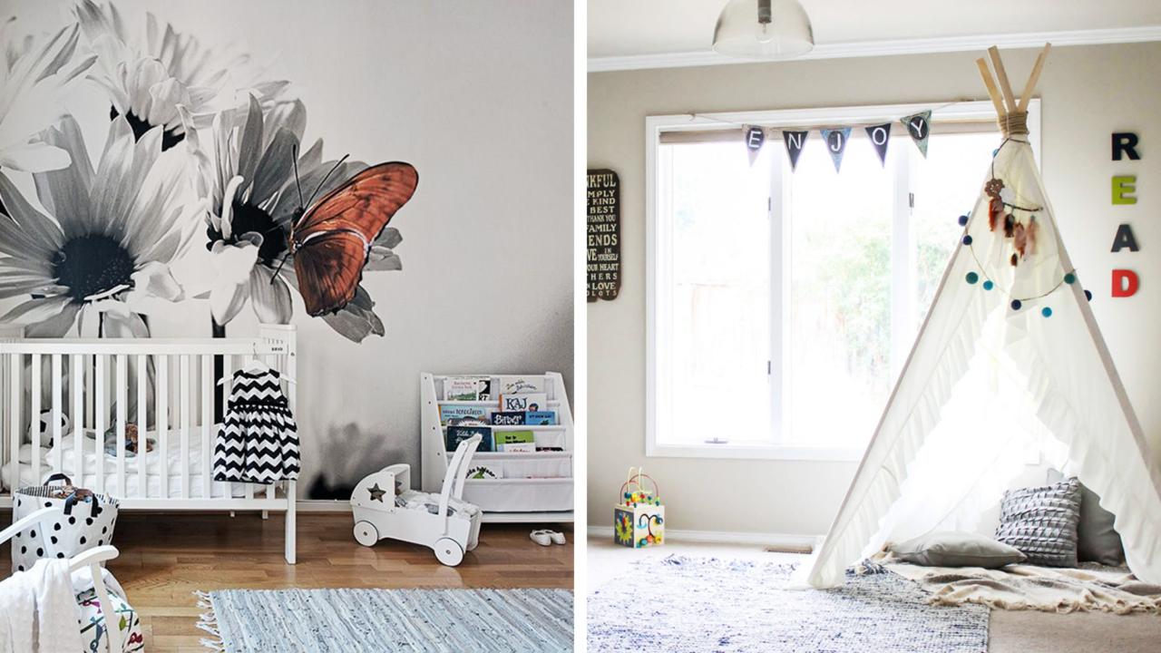 Как выбрать мебель и дизайн для детской комнаты