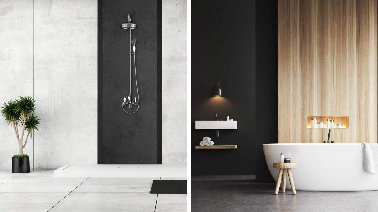 Что лучше: ванная или душевая?