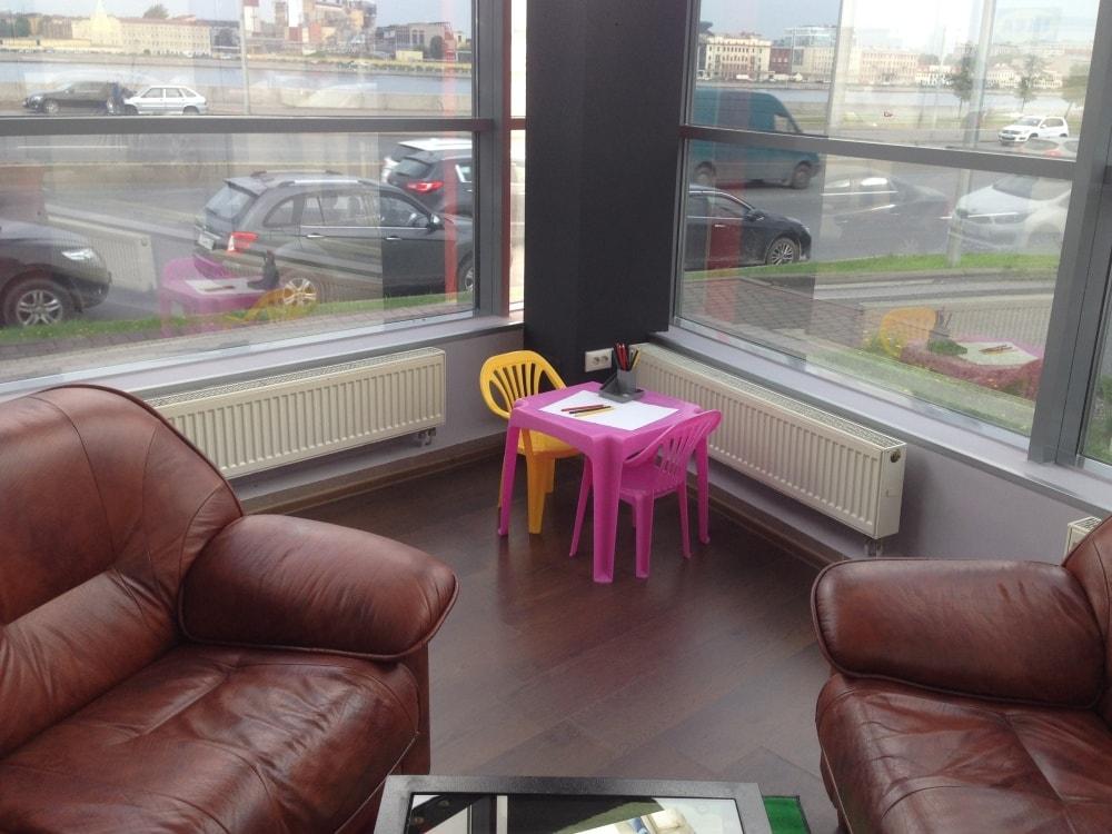 дизайн интерьера в петербурге