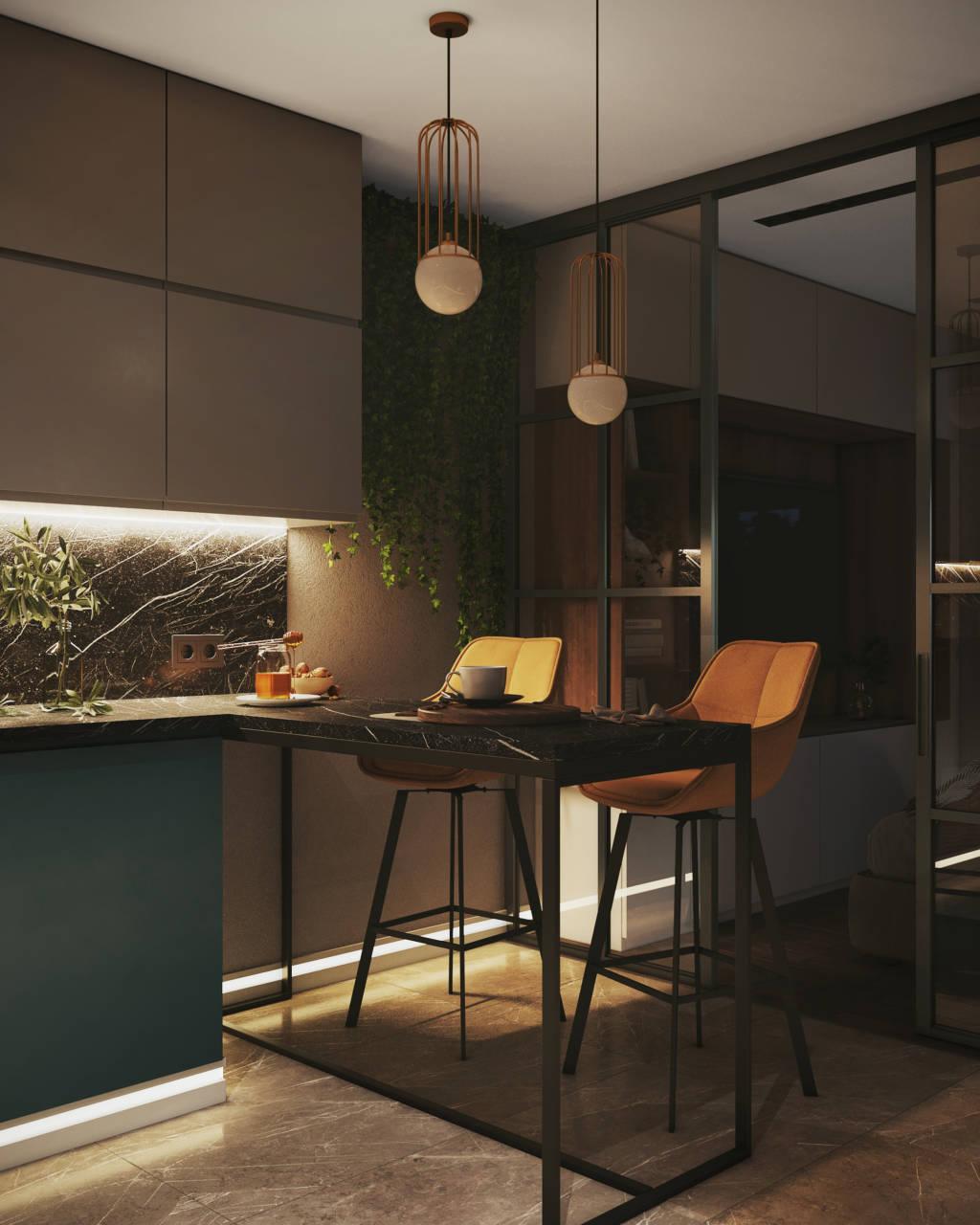 кухня 2020