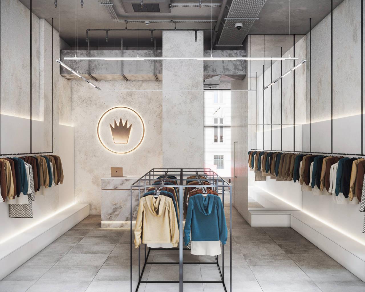 Дизайн магазина2