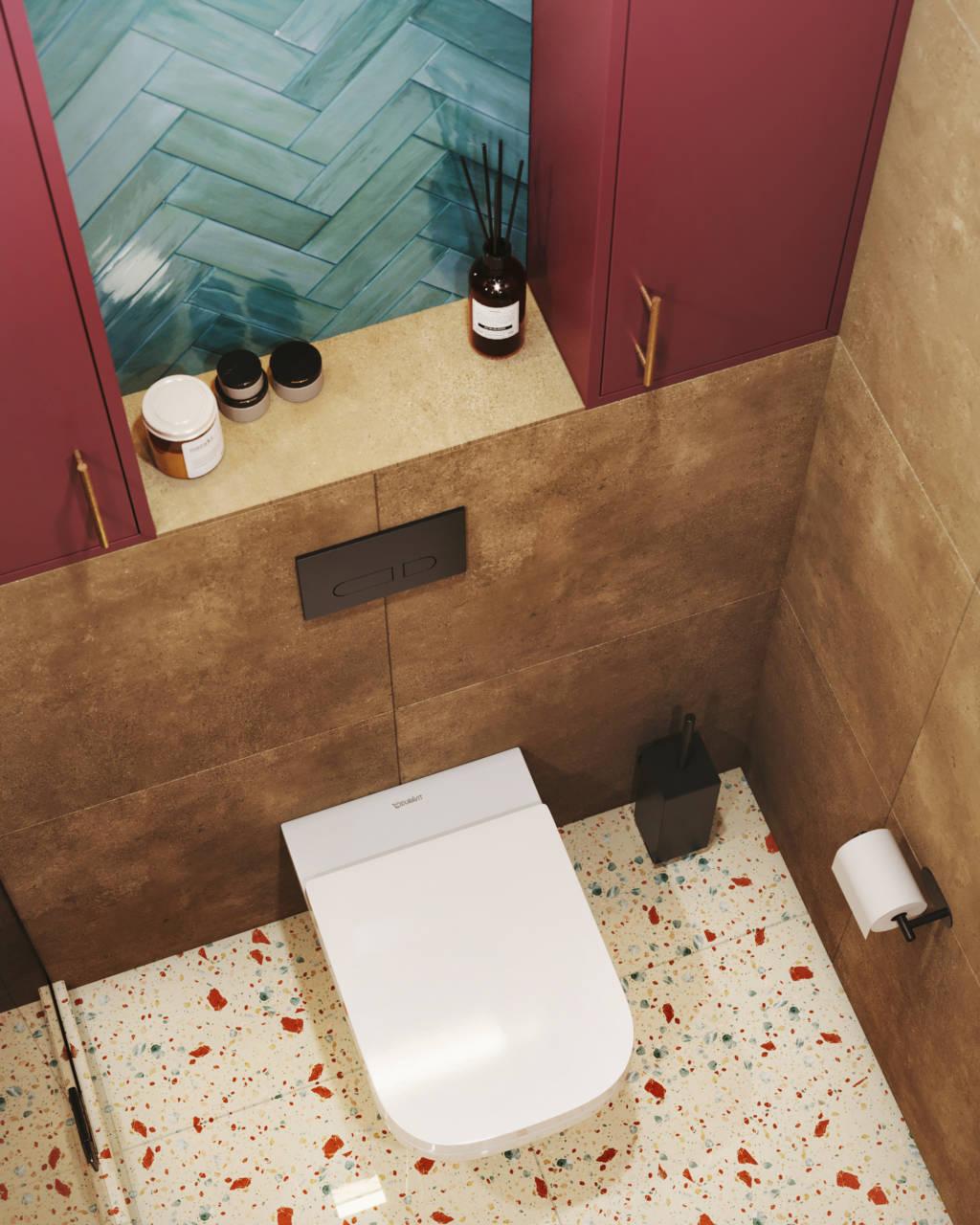 совместная ванная