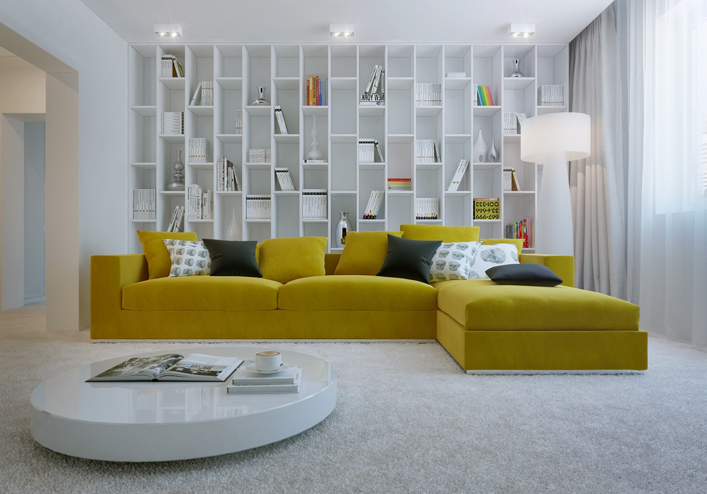 Как разместиться большой семье в маленькой квартире?